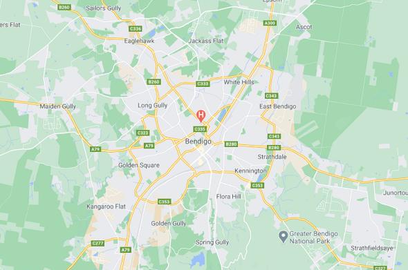 Bendigo Town Victoria